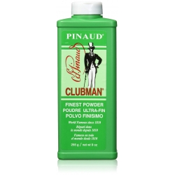 CLUBMAN PINAUD FINEST POWDER-TALK FRYZJERSKI 255G