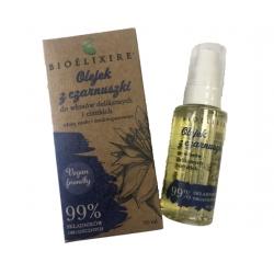 Bioelixire Olejek z Czarnuszki włosy cienkie 50ml