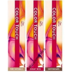 WELLA COLOR TOUCH FARBA CAŁA PALETA 60 ml.
