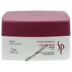 WELLA SP COLOR SAVE MASKA 200ML
