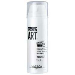LOREAL HOLLYWOOD SIREN WAVES KREM DO LOKÓW 150ML