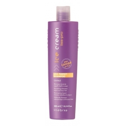 INEBRYA szampon wygładz Ice Cream Liss-Pro 300ml