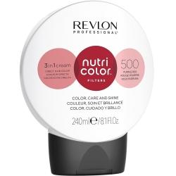 REVLON Nutri Color Filters Maska koloryzująca 500