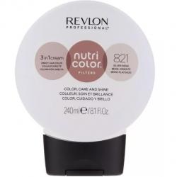 REVLON Nutri Color Filters Maska koloryzująca 821