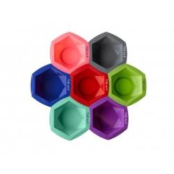 SIBEL MIX&MATCH Zestaw kolorowych misek 7szt.