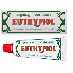 EUTHYMOL Pasta do zębów Bez Fluoru 75 ml