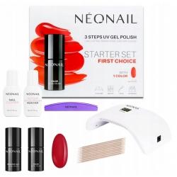 NEONAIL Zestaw FIRST CHOICE Starter Set