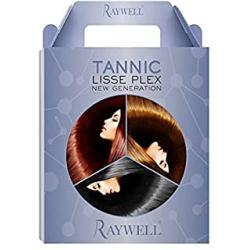 RAYWELL TANNIC LISSE PLEX zestaw wygładzający