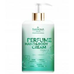 Farmona PERFUME hand body CREAM Perfect