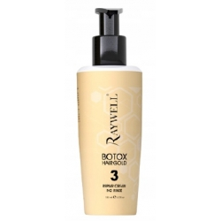 Raywell Botox Hair Gold No.3 Krem Wygładzający 150
