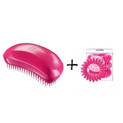 TANGLE TEEZER SALON ELITE+INVISI BOOBLE REWOLUCYJNA GUMKA DO