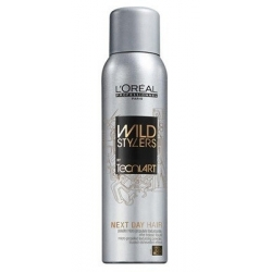 LOREAL WILD STYLERS NEXT DAY HAIR SPRAY 250ML HIT!