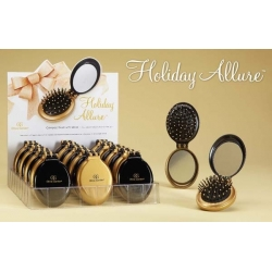 OLIVIA GARDEN HOLIDAY ALLURE MINI SZCZOTKA podróżna HIT!!!!