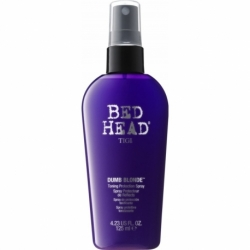 TIGI BED HEAD DUMB BLONDE SPRAY DO BLONDÓW 125ML