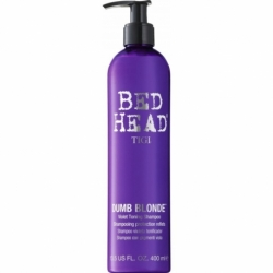 TIGI BED HEAD DUMB BLONDE SZAMPON PURPLE 400ML