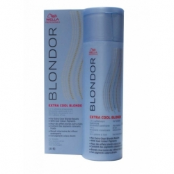 WELLA BLONDOR EXTRA COOL BLONDE ROZJAŚNIACZ 150G