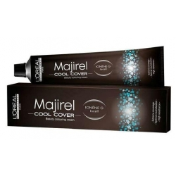 LOREAL FARBA MAJIREL COOL COVER 50ML+OXYDANT 75ML