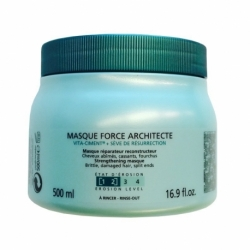 KERASTASE FORCE ARCHITECT MASKA [1-2] 500ML NOWOŚĆ