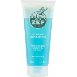 ZEF LE P'TIT FORCE MARINE HAIR&BODY 200ML NEW