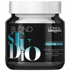 LOREAL BLOND STUDIO PLATINIUM PLUS PASTA 500ML