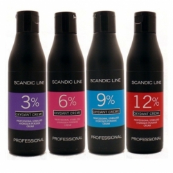SCANDIC WODA UTLENIONA 3%6%9%12% 1000ML HIT!!!