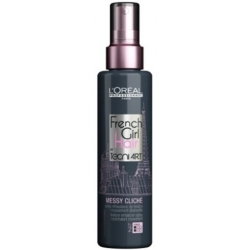 LOREAL FRENCH GIRL MESSY CLICHE WŁ. POTARGANE SPRAY 150ml