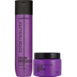 MATRIX TOTAL RESULTS COLOR OBSESSED ZESTAW 300ML + 150ML