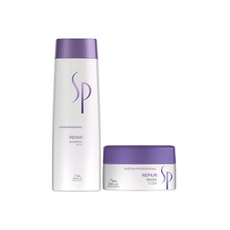 WELLA SP REPAIR SZAMPON 250ml + MASKA 200ml