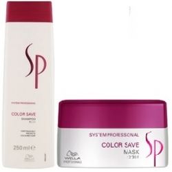 WELLA SP Color Save szampon 250ml + maska 200ml