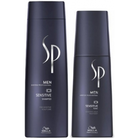 WELLA SP MEN SENSITIVE SZAMPON 250ML + TONIK 125ML