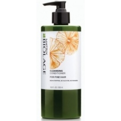 MATRIX BIOLAGE CLEANSING ODŻYWKA WŁ. CIENKIE 500ML