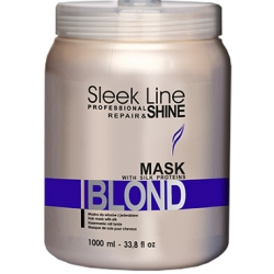 STAPIZ SLEEK LINE BLOND MASKA DO BLONDÓW 1000ml