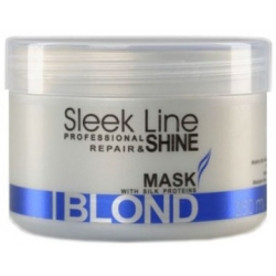STAPIZ SLEEK LINE BLOND MASKA DO BLONDÓW 250ml
