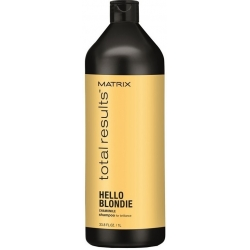 MATRIX HELLO BLONDIE SZAMPON DO BLOND 1000ML