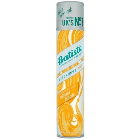 BATISTE PLUS BRILLIANT & BLONDE Suchy szampon 200ml