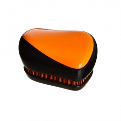 TANGLE TEEZER COMPACT NEON ORANGE