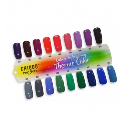 CHIODO PRO SOFT LAKIER HYBRYDOWY THERMO COLOR