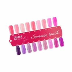 CHIODO PRO LAKIER HYBRYDOWY SUMMER TOUCH 7ML