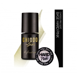 CHIODO PRO SOFT BASE HARD PINK 6ML BUDUJĄCA