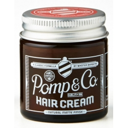 POMP & CO. HAIR CREAM matowa pasta do włosów 56g