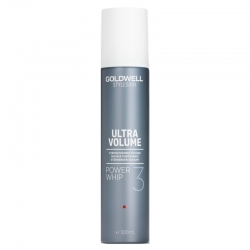 GOLDWELL POWER WHIP - PIANKA OBJĘTOŚĆ 300 ML