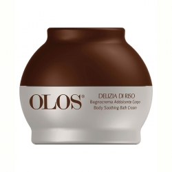 OLOS DELIZIA DI RISO SOFTENING BATH BODY CREAM 250ML