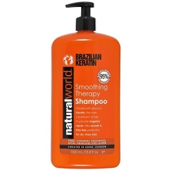 NATURAL WORLD BRAZILIAN KERATIN szampon 1000ml