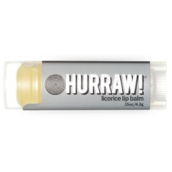 Hurraw! Balsam do ust Licorice 4,3g