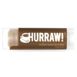 Hurraw! Balsam do ust Coffee Bean 4,3g