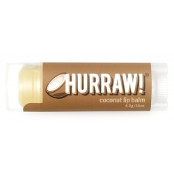 Hurraw! Balsam do ust coconut 4,3g