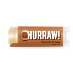 Hurraw! Balsam do ust Root beer 4,3g
