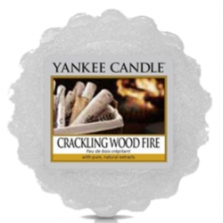 Yankee Candle Wosk Crackling Wood Fire 22g