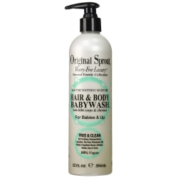 Original Sprout Hair & Body Baby Wash 354ml