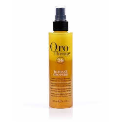FANOLA ORO THERAPY ORO PURO ODŻYWKA SPRAY 200 ML